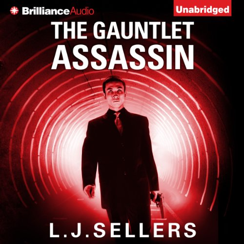 The Gauntlet Assassin audiobook cover art
