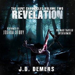 The Hunt Chronicles Volume 2: Revelation audiobook cover art