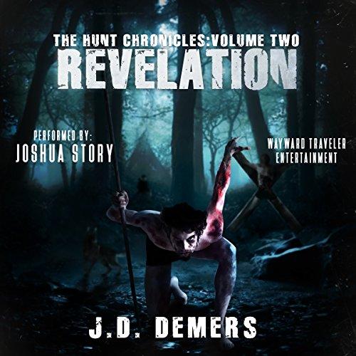 The Hunt Chronicles Volume 2: Revelation audiobook cover art