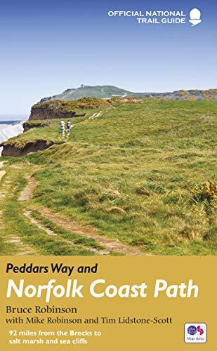 Peddars Way and Norfolk Coast Path: National Trail Guide (National Trail Guides)