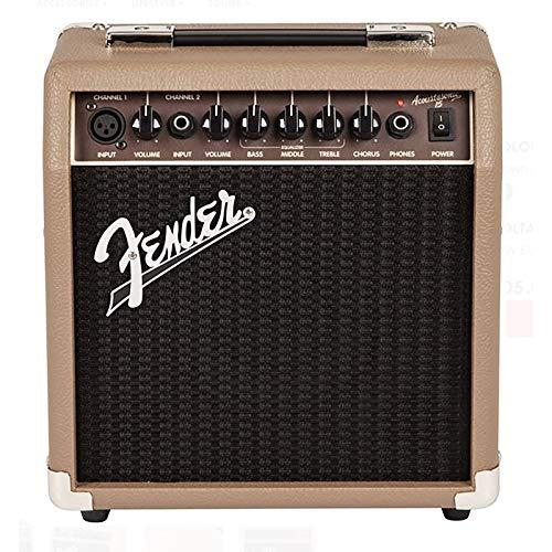 Fender - Amplificador guitarra acoustasonic 15 w - instrumentos/amplificadores