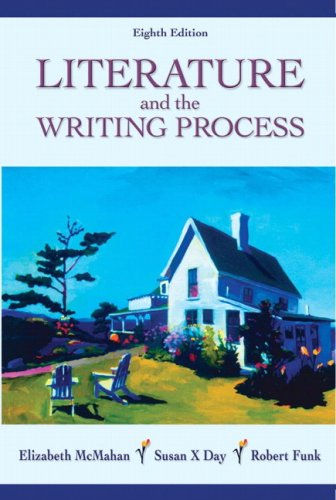 Download Literature and the Writing Process (8th Edition) 0132248026
