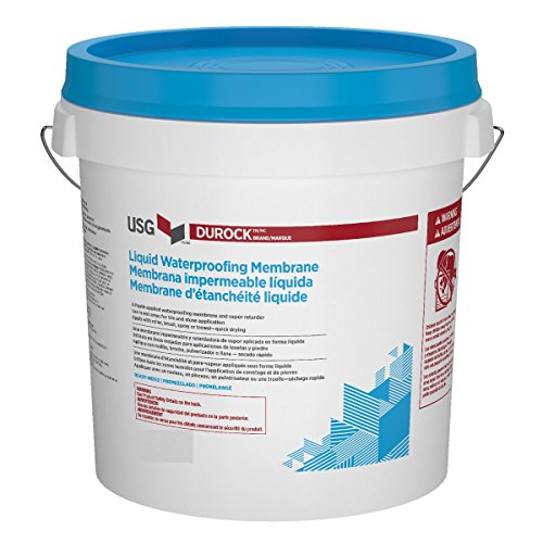 USG DUROCK Brand Liquid Waterproofing Membrane 1 Gallon