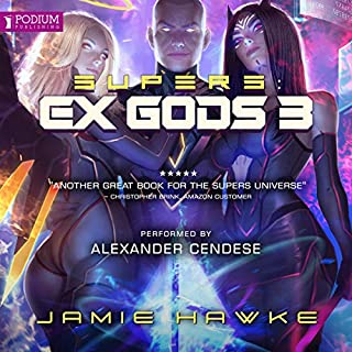 Supers: Ex Gods 3 cover art