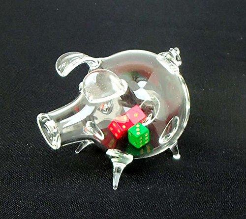 glas-kufner Glücks Schwein