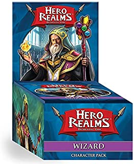 White Wizard Games WWG505 Hero Realms Wizard Pack Display - Pack of 12