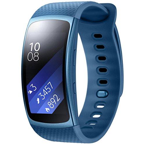 Bracciale per attività sportive Samsung Gear Fit2 originale, fitness band, taglia S