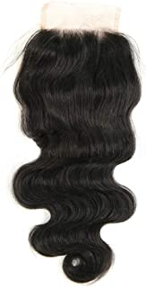 Woman in Wig Comfortable Black Fiber Wig,Hairpieces (Color : Black, Size : 20inch)