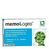 memoLoges Monatspackung - Fördert die Konzentration und Gedächtnisleistung -...