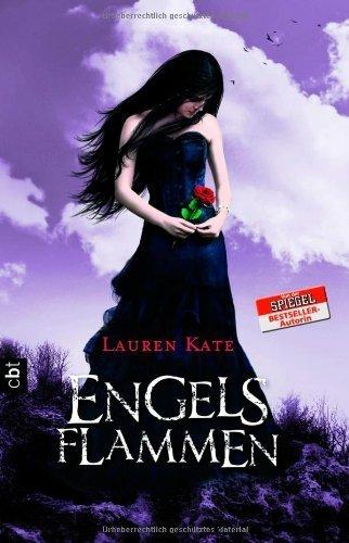 Engelsflammen: Band 3 (Engelsromane, Band 3) von Lauren Kate (23. Juli 2012) Gebundene Ausgabe