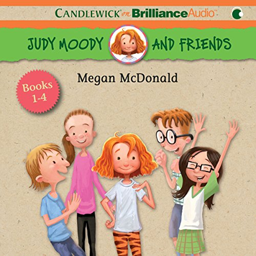 Judy Moody and Friends Collection cover art
