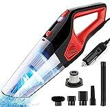 Best K&N car vacuum cleaner - Voroly 5000PA Voroly High Power Handheld Car Vacuum Review
