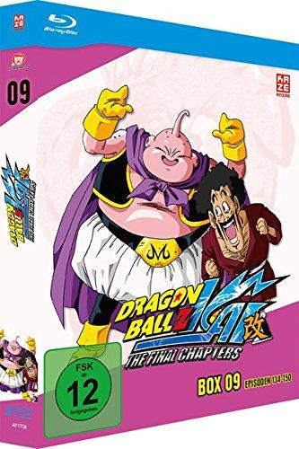 Dragonball Z Kai - TV-Serie - Vol.9 - [Blu-ray]