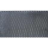 ABS樹脂 ハニカム メッシュ ネット 黒 1200mm×400mm/ グリル ネット/エアロ加工