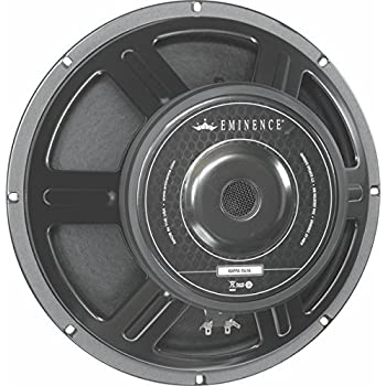 """15/"""" Speaker Driver PA Woofer 4/"""" Voice Coil Ferrite Chassis 8 Ohm 800w PD 15C"""