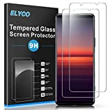 ELYCO for Sony Xperia 5 II Screen Protector, [2 Pack]