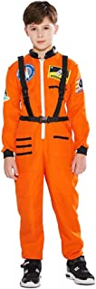 EraSpooky Kid's Astronaut Costume Spaceman Suit Boys Halloween Girls Costumes for Kids - Funny Cosplay Party