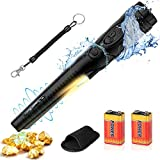 Best Pinpointers - POVO Metal Detector Pinpointer Fully Waterproof IP68 to Review
