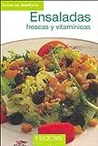 Ensaladas frescas y vitam¡nicas