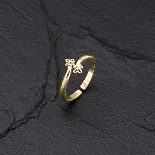 Open Adjustable Foot OR Midi Knuckle Ring Thin Toe Band For Women Unique Minimalist Boho Dainty Beach Jewelry Handmade Boho Summer Wedding Accessories Gold Toe Ring