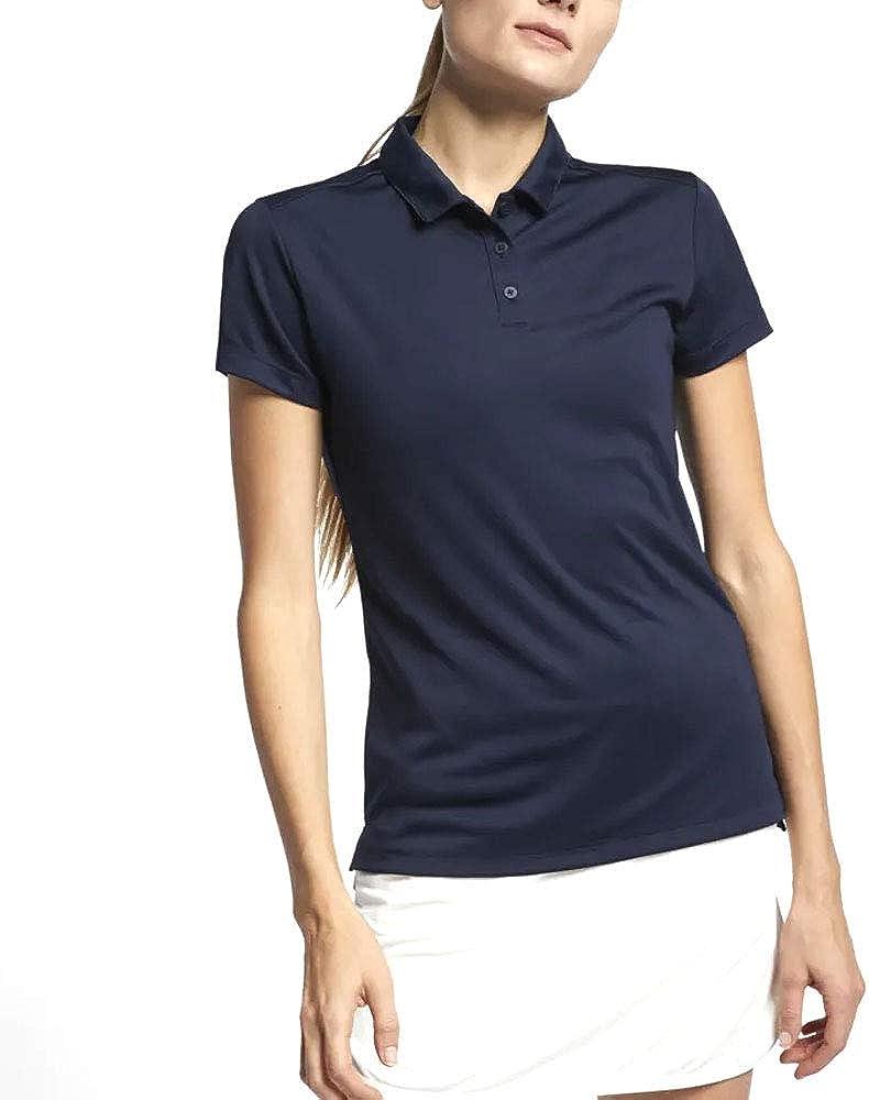 Nike Women's Polo Shirt 100% Polyester