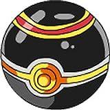 Pokemon Soft Foam 2.5 Inch Pokeball Toy Luxury Ball by Jakks Pacific