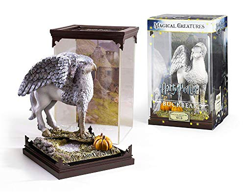 BazarPRO Noble Collection - Statuina Ippogrifo Fierobecco - Hippogriff Buckbeak - Prop - Harry Potter - Animali Fantastici - NN7546