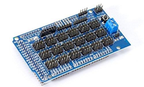 MissBirdler Mega Sensor Shield V2.0 V2 für Arduino Mega 2560 R3 1280 Servo Motor Stepper