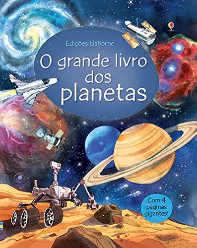 O GRANDE LIVRO DOS PLANETAS