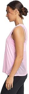 Rockwear Activewear Women's Oasis Twist Knot Crop Fairy 6 from Size 4-18 for Singlets Tops