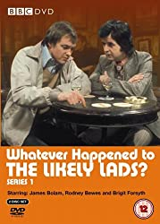 Whatever Happened to the Likely Lads on DVD