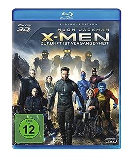 X-Men Zukunft ist Vergangenheit [3D Blu-ray]