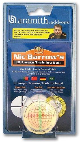 Unbekannt Nic-Barrow Boule d'entraînement sans Fil 52 mm avec Guide d'exercices