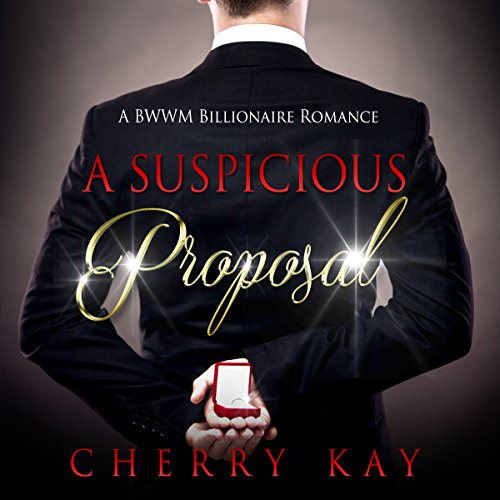 A Suspicious Proposal audiobook cover art