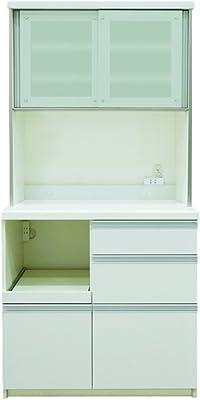 パモウナ 開梱・設置無料引き戸式キッチンボードQF-S900R