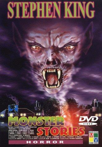 Stephen King - Monster Stories