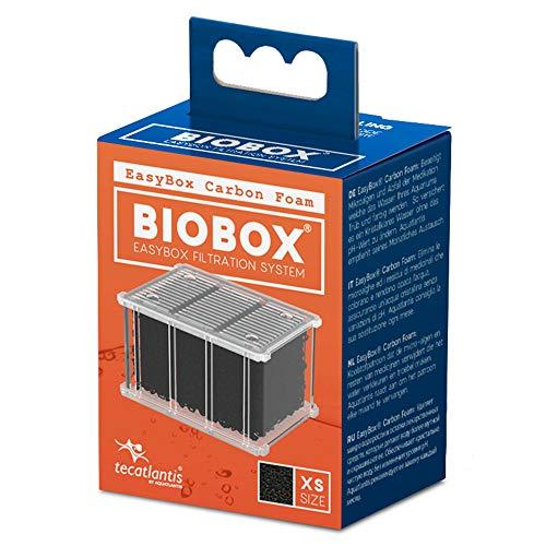 Aquatlantis 05228 EasyBox Kohleschwamm für Mini Biobox 2, XS