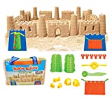 Best Beach Toys For Adults - Liberty Imports Beach Builder Create-A-Sand Castle Building Kit Review
