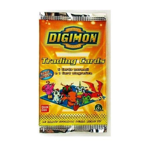 GIOCHI PREZIOSI Digimon Trading Cards Yellow 03902 Spiele und Spielzeug