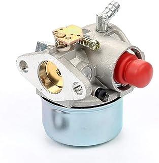 JEOSNDE 640350 carburador Compatible for Tecumseh for Lev100 Lev105 for Lev 120 Lv195Ea Lv195 X A 640 303 640 271 Carburador Máquina Cortacésped