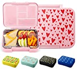 Simple Modern Porter Kids Bento Box for Girls, Boys, Toddlers BPA-Free Leakproof Lunch Container...