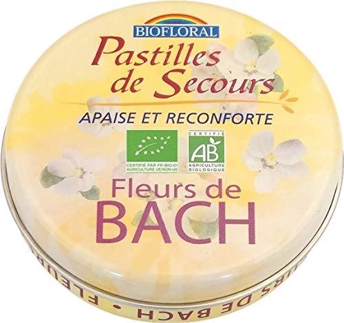 Biofloral Pastilles Secours Apaise et réconforte 50 g