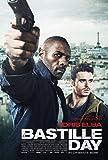 Poster Bastille Day Movie 70 X 45 cm