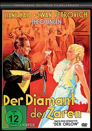 Vergessene Deutsche Filmklassiker: Der Diamant des Zaren - Der Orlow