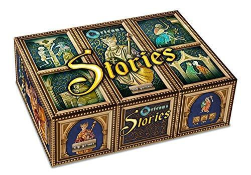 Orl?ans Stories (Board Game Designed by Reiner Stockhausen) White Goblin Games%カンマ% Tasty Minstrel Games%カンマ% dlp Games [並行輸入品]