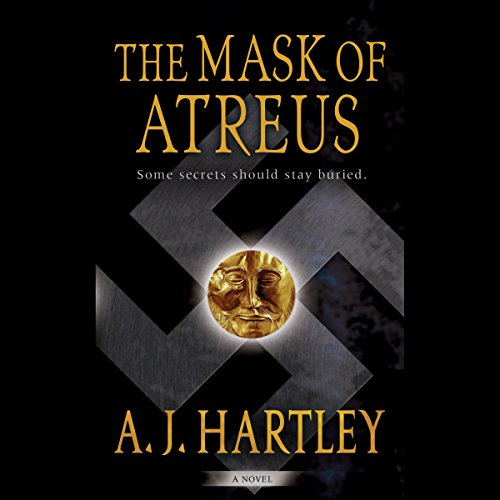 The Mask of Atreus cover art