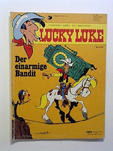 LUCKY LUKE 33 Der einarmige Bandit 1. Auflage 1982, Ehapa Comic Softcover-Album