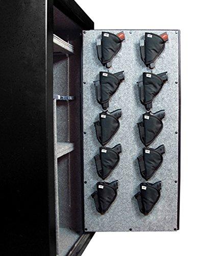 Stealth Gun Safe Pistol Holster Heavy Duty Handgun Storage Solution (10)