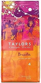 Taylor's Cafe Brasilia Brazilian Rich Roast - 227g