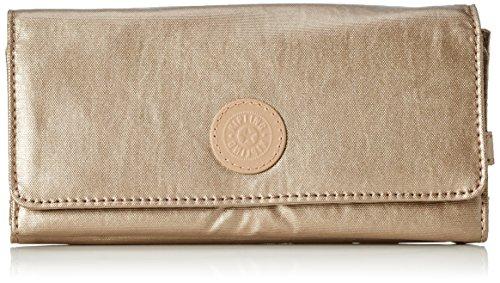 Kipling BROWNIE Damen Geldbörsen 19x10x3 cm (B x H x T), Gold (34C Golden Rod)